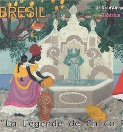 TANAKA Béatrice, La légende de Chico Rei, Brésil