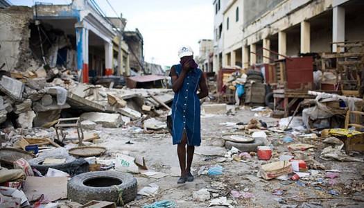 Poème: Hommage à Haiti 1