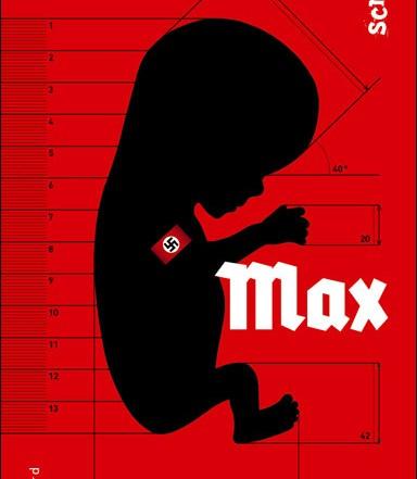 COHEN-SCALI Sarah, Max Gallimard Jeunesse