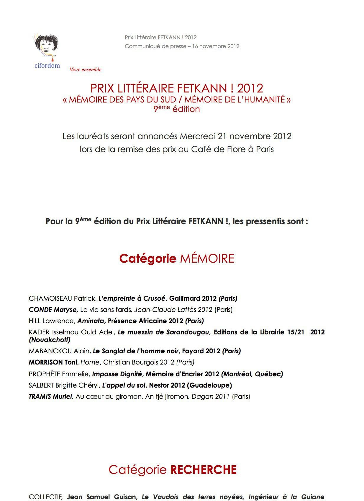 CP Prix_FETKANN_Pressentis 2012-1