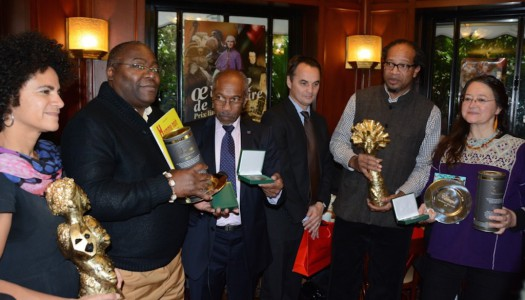 Lauréats 2013: 10ème édition du Prix Littéraire FETKANN !
