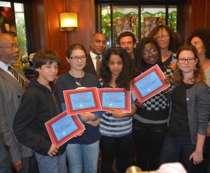 Jury Jeunes college de Romainville
