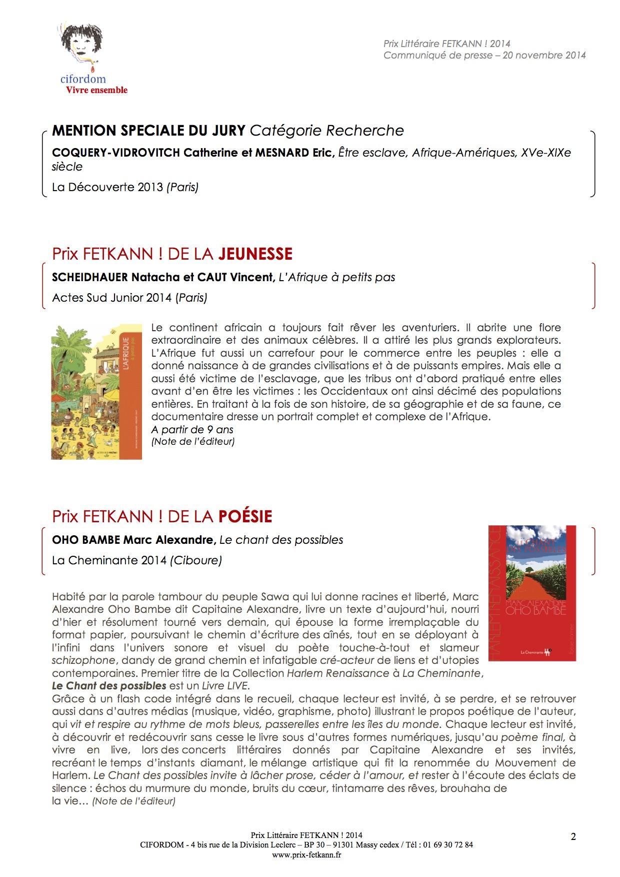 CP Prix_FETKANN_Les lauru00E9ats_2014-2