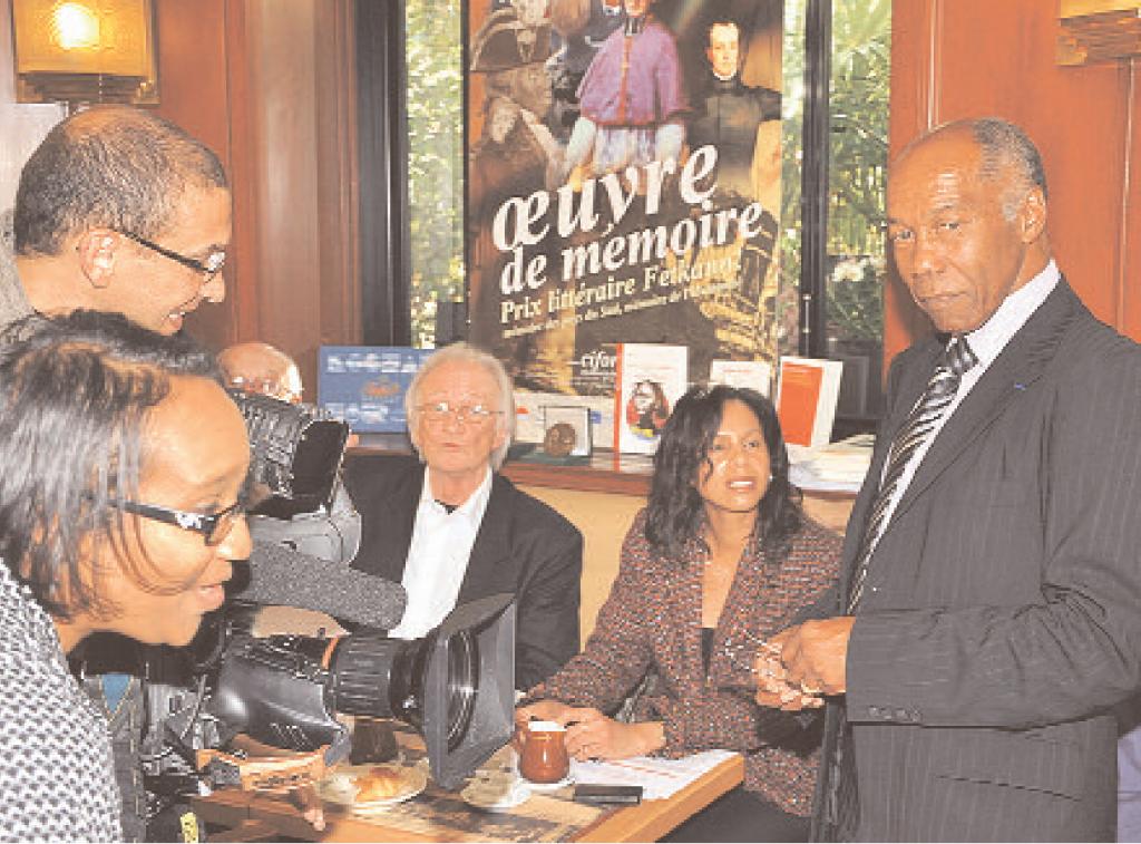 Le prix littéraire de la mémoire de l'esclavage 6ème édition