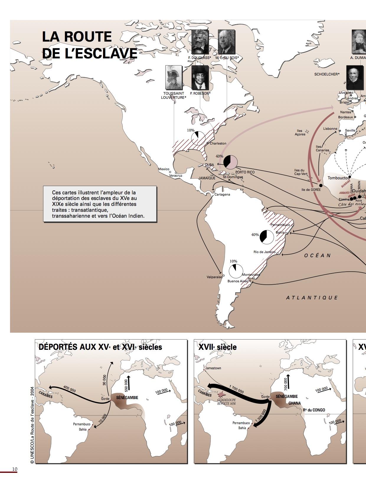 Unesco Luttes contre l'esclavage-10