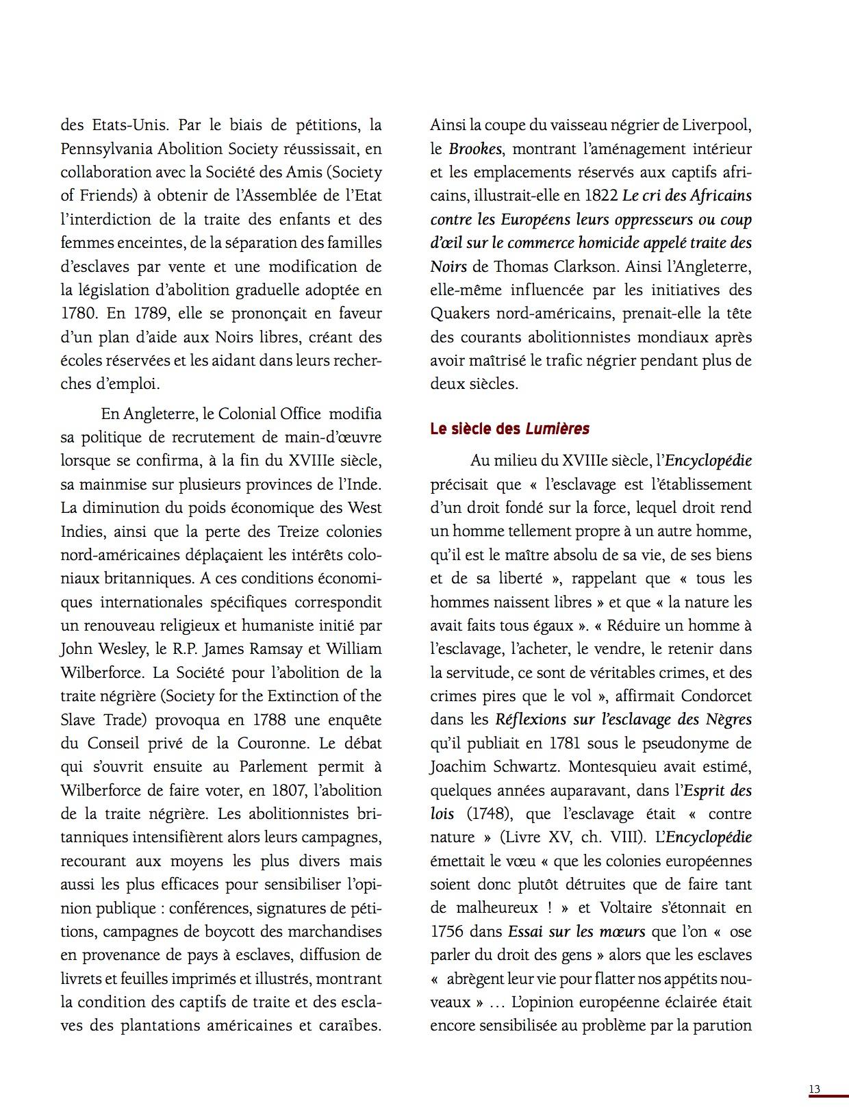 Unesco Luttes contre l'esclavage-13