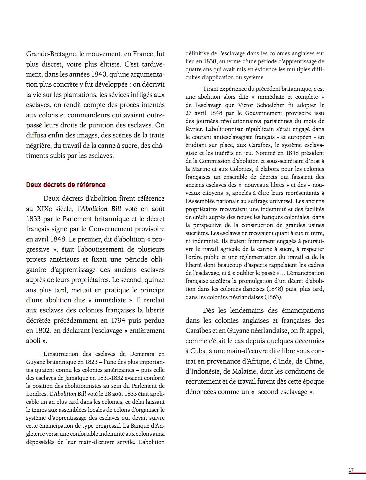 Unesco Luttes contre l'esclavage-17
