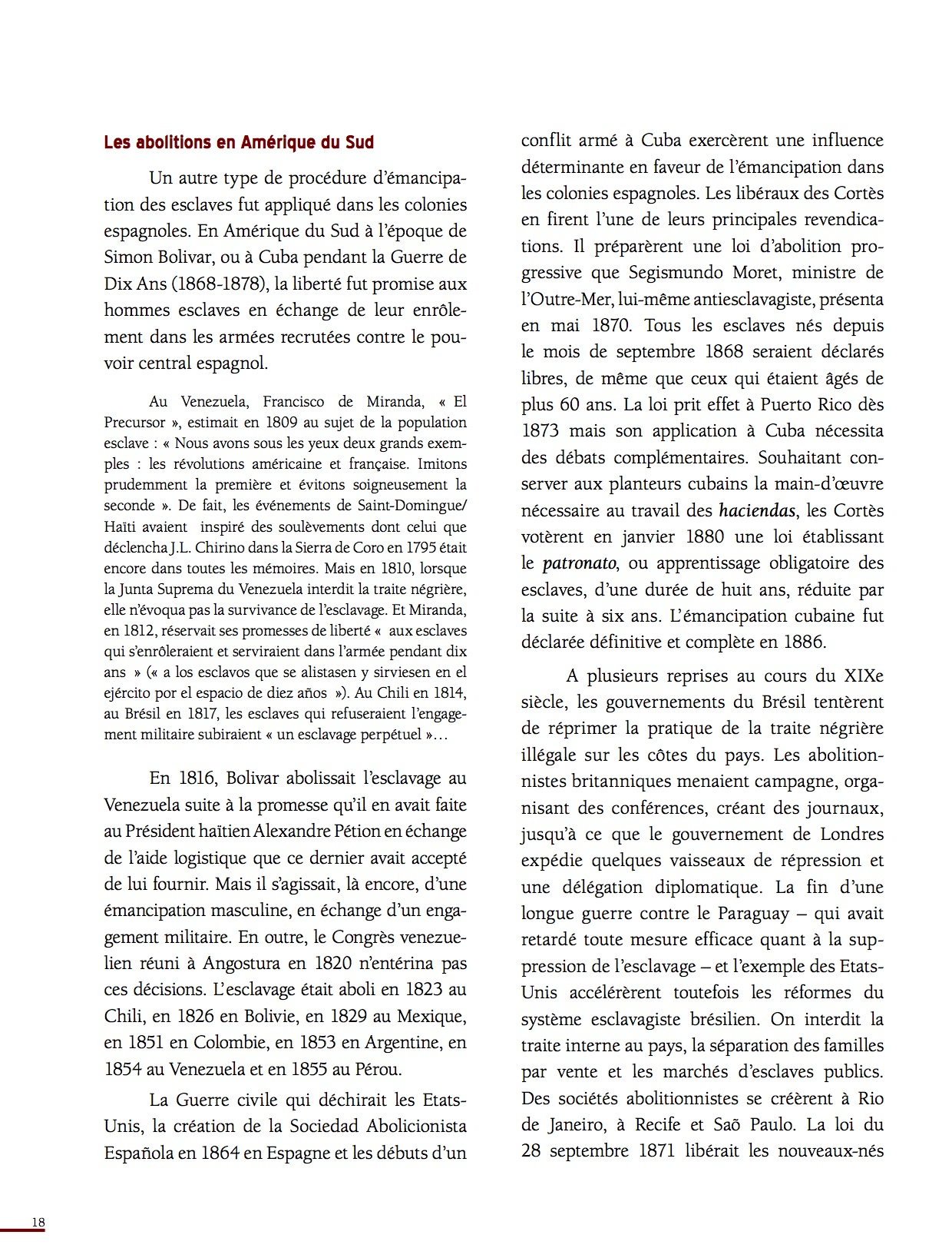 Unesco Luttes contre l'esclavage-18