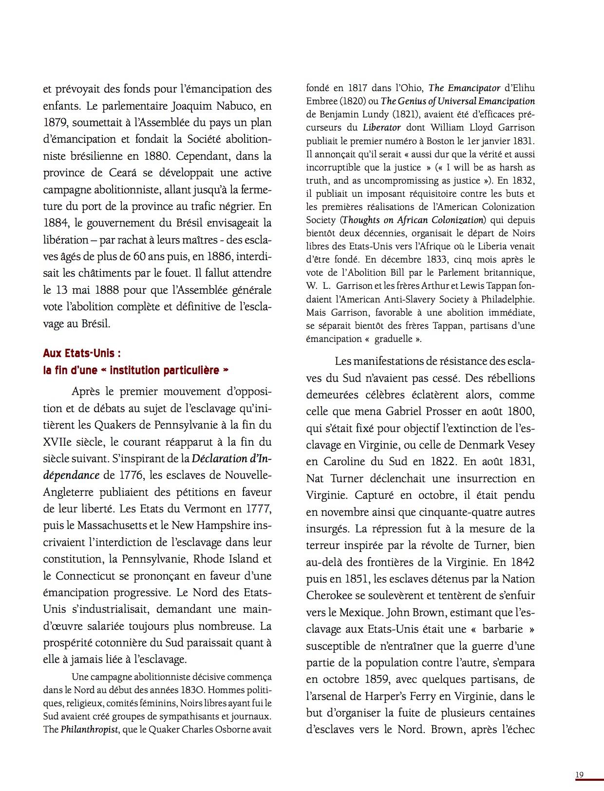 Unesco Luttes contre l'esclavage-19
