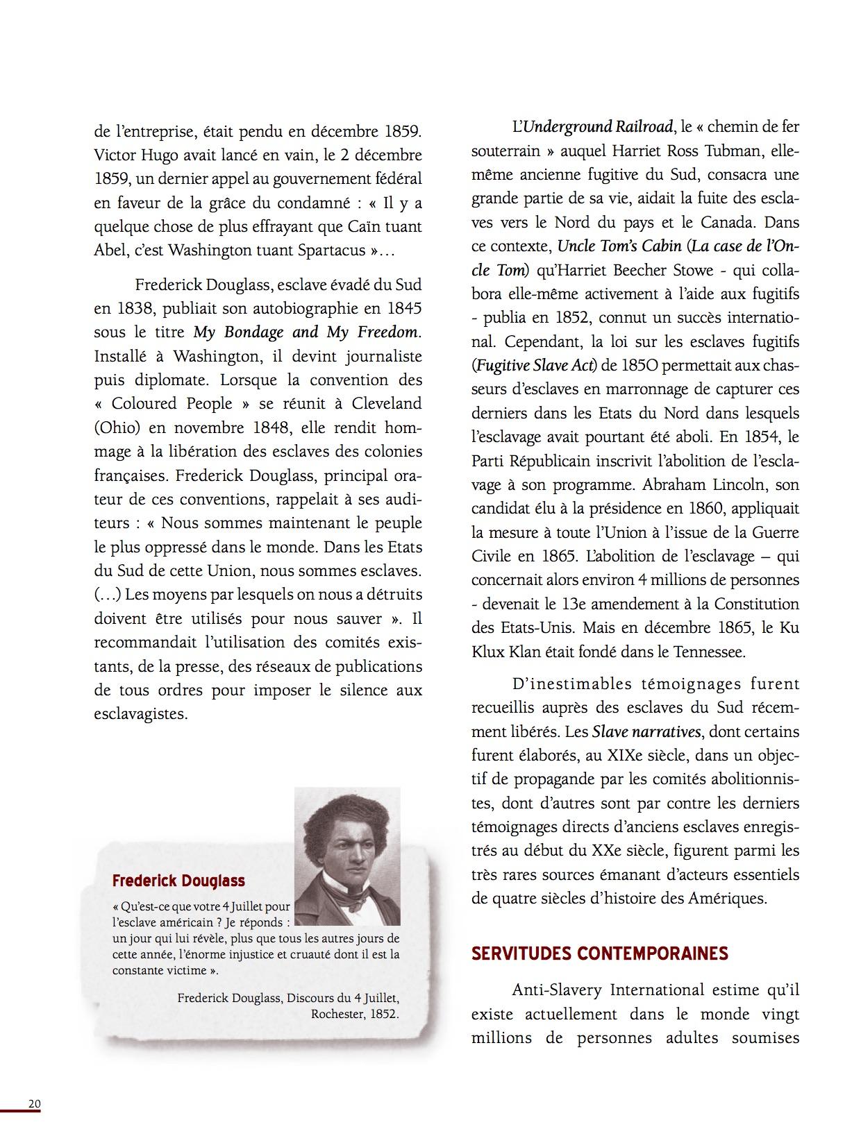 Unesco Luttes contre l'esclavage-20