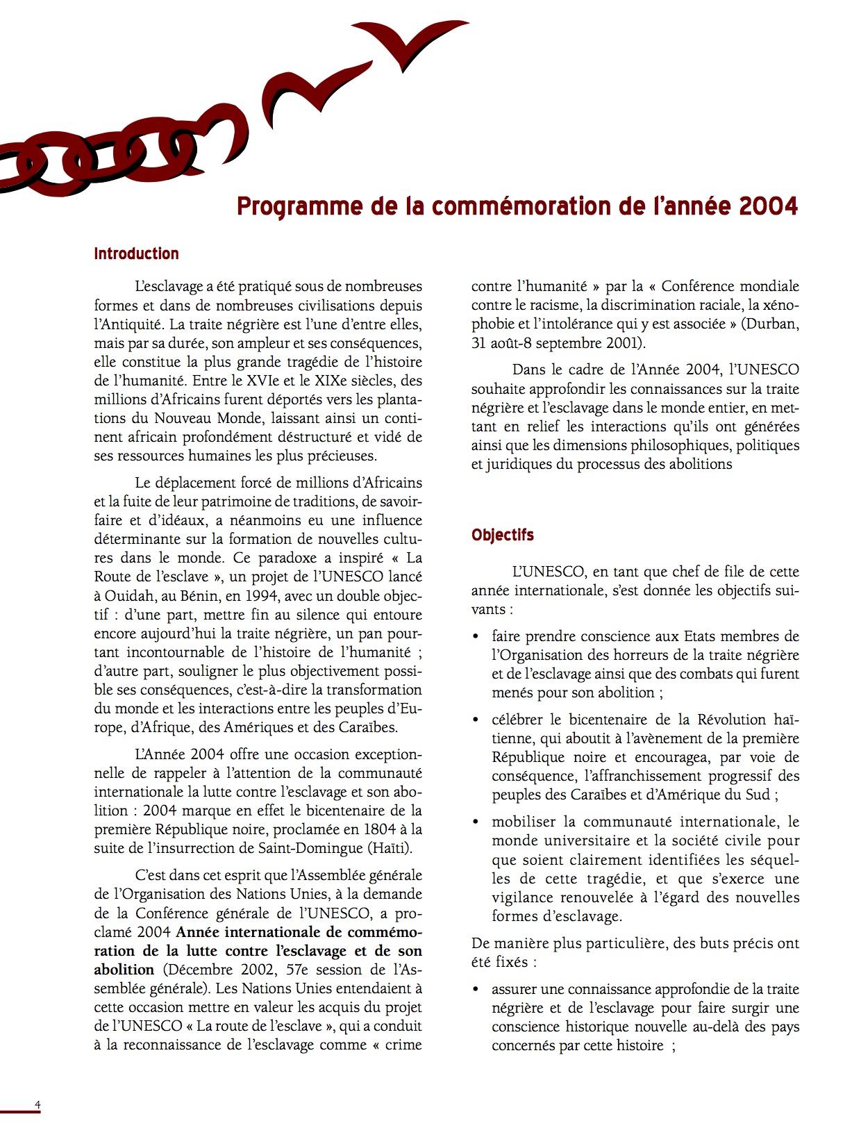 Unesco Luttes contre l'esclavage-4