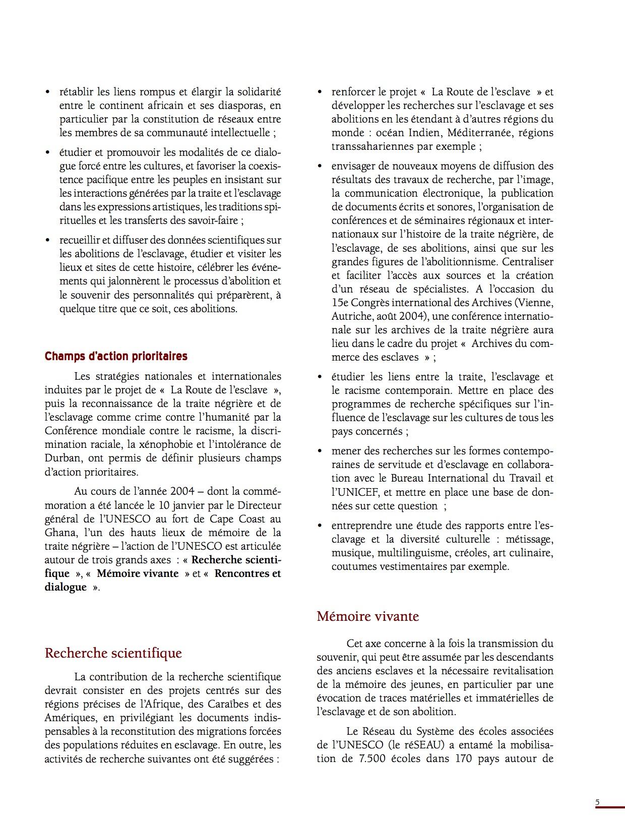 Unesco Luttes contre l'esclavage-5