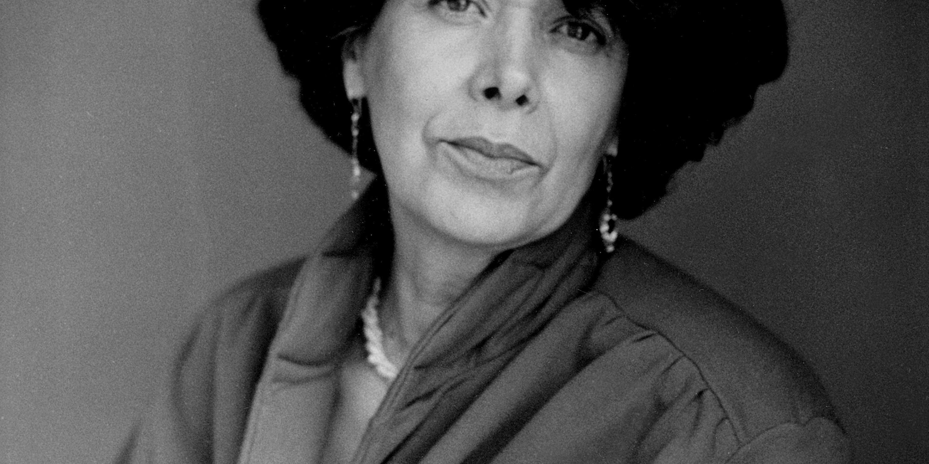 Assia Djebar (1936 - 2015)