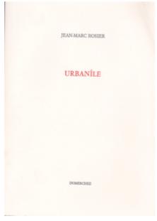 ROSIER Jean-Marc Urbanîle