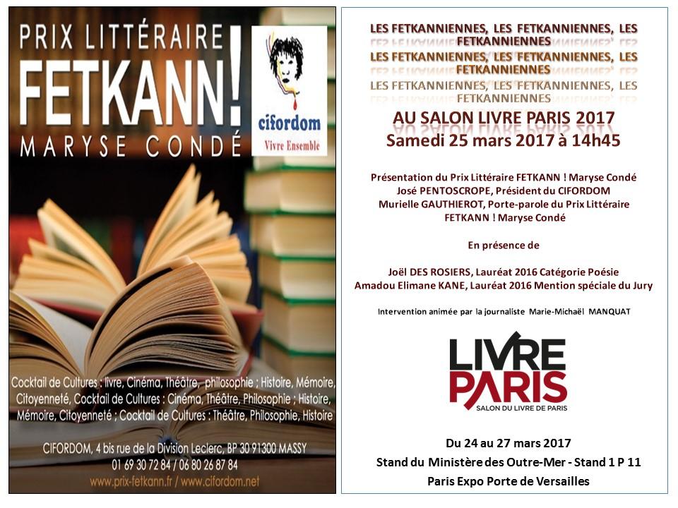 VISUEL PRIX FETKANN LIVRE PARIS 2017