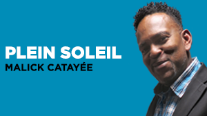RADIO OUTRE MER 1ERE EMISSION «PLEIN SOLEIL» de Monsieur Malick CATAYEE