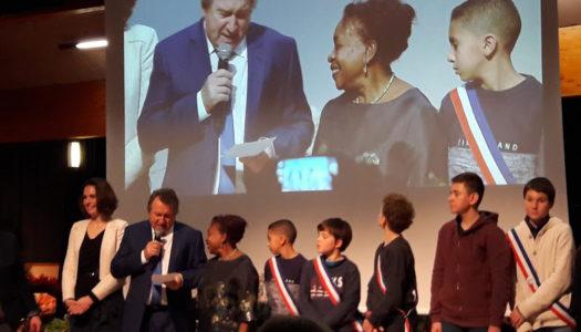 Marie-Andrée Ciprut honorée de la médaille d'honneur